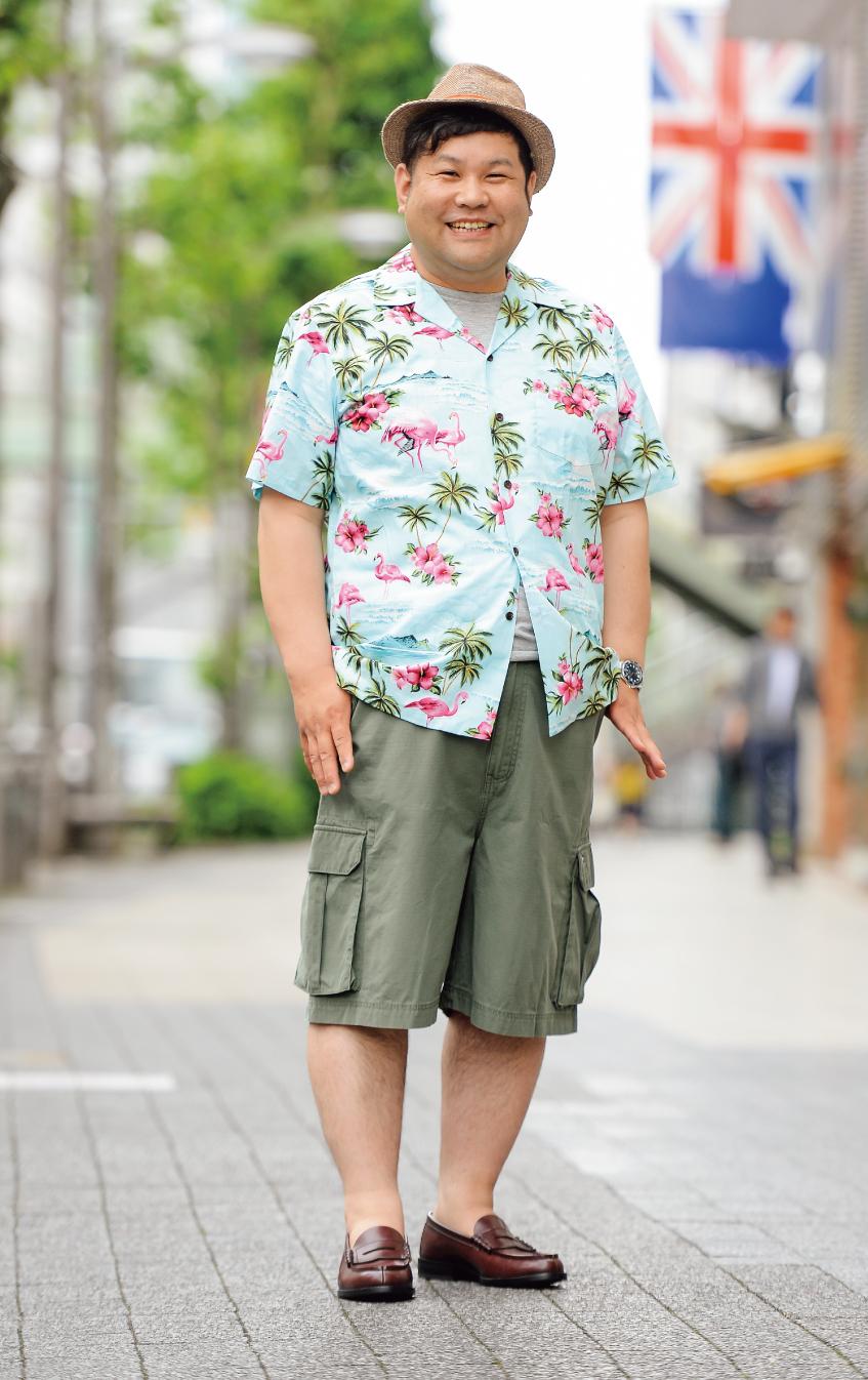 上野タカユキさん