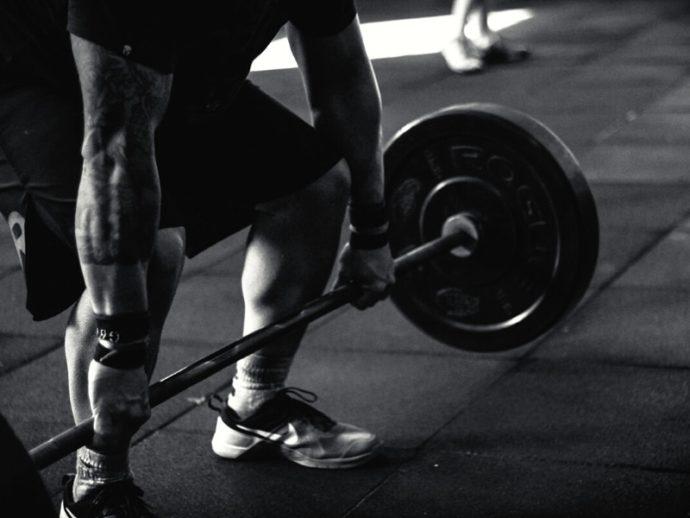 健康的に筋肉質になる