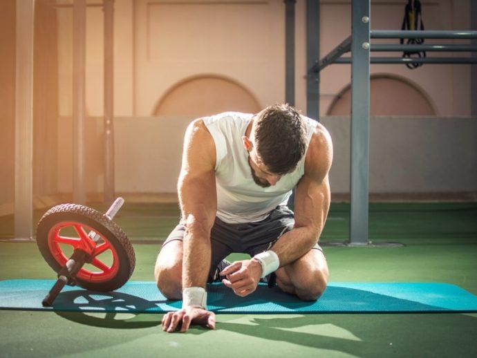 自重トレーニングは継続が命