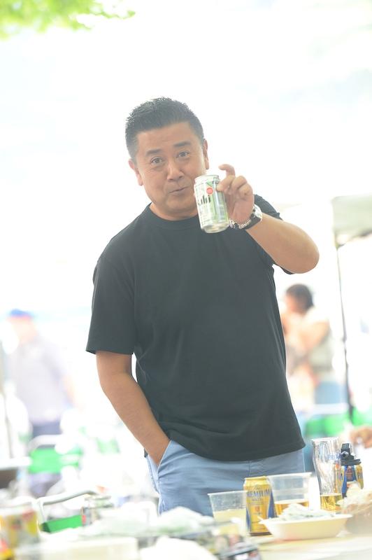 Mr.Babe倉科編集長