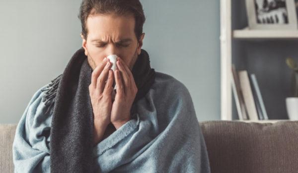 食事中の汗は病気のサイン