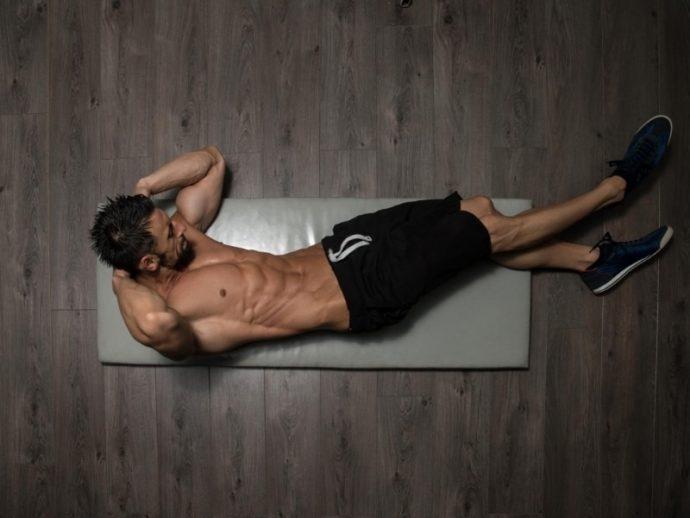 痛みが出たらトレーニングを中止する
