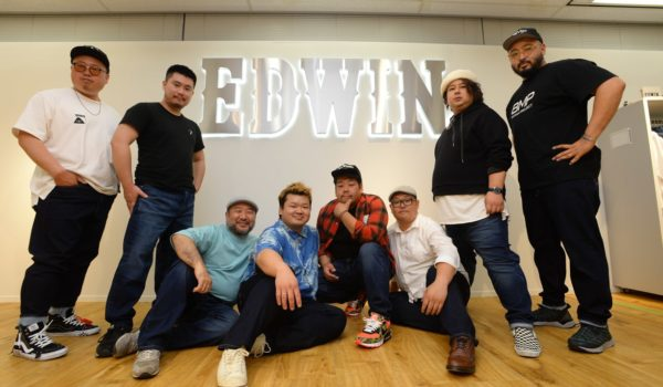 「EDWIN×Mr.babe」オーバーサイズデニム開発プロジェクトが遂にスタート!!【前編】